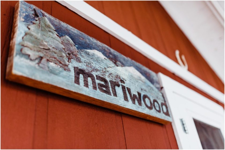 mariwood sign