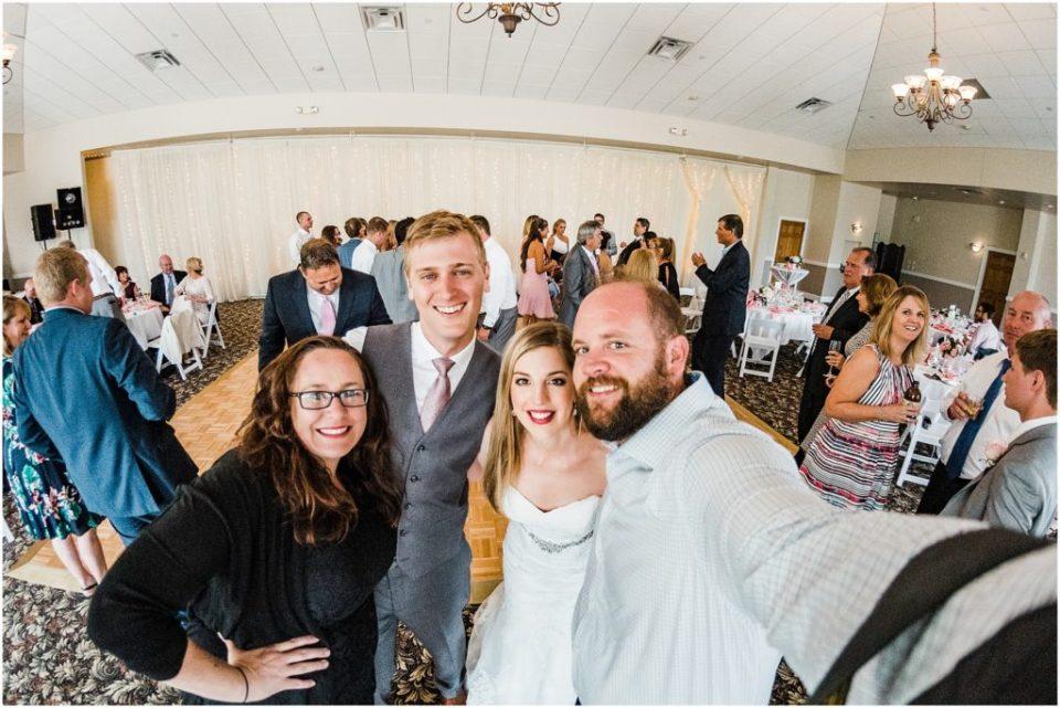 Randy and Ashley Durham Colorado Wedding photographers