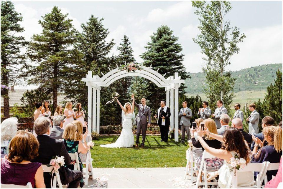 wedgewood ken caryl wedding ceremony