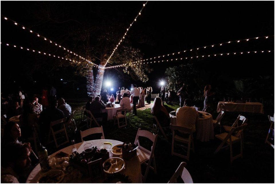 san diego botanic garden wedding reception dance floor photos