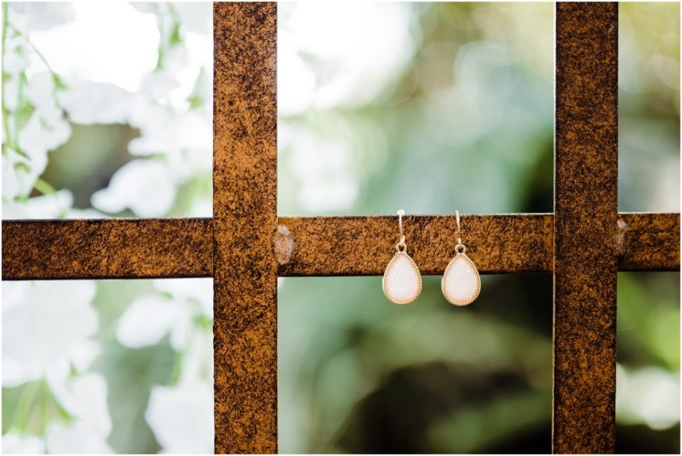 bridal jewelry from anthropologie