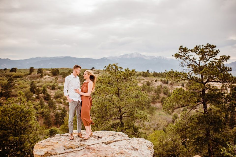 Engagement Photos at Palmer Park