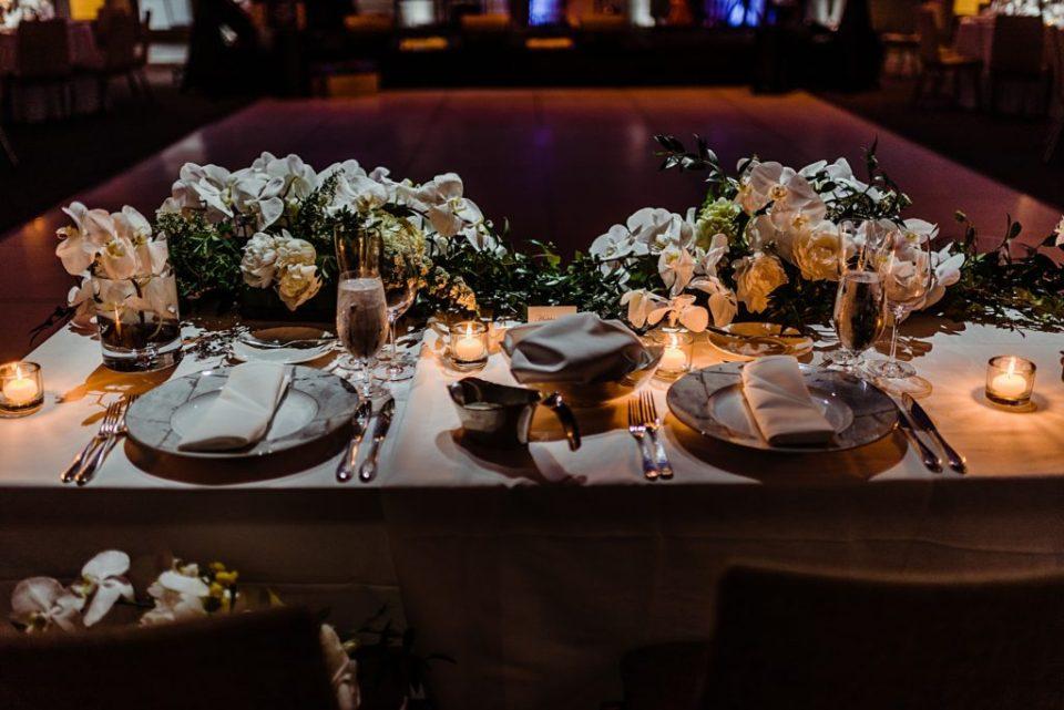 skirball center wedding reception