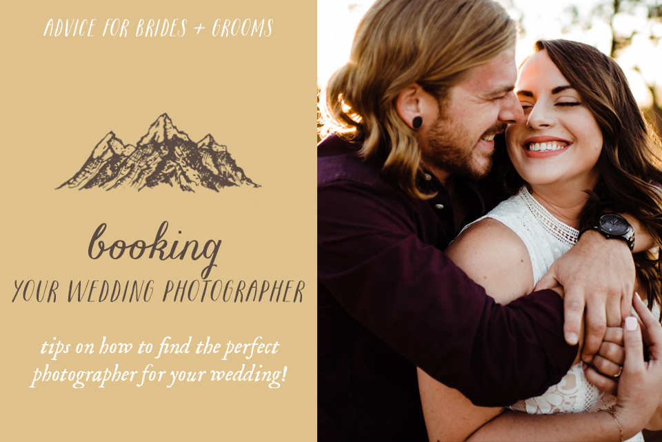 how to book the perfect wedding photographer for your wedding