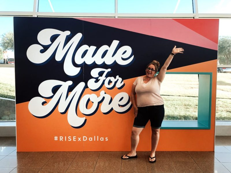 Review of Rise Conference in Dallas