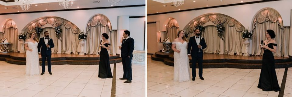 indoor wedding reception at sterling banquet hall 4