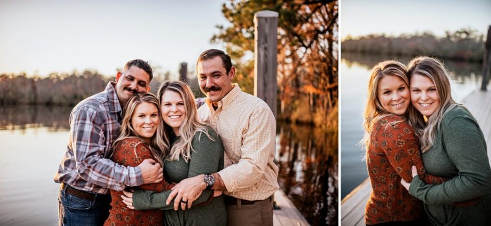 family photos by the st marys river