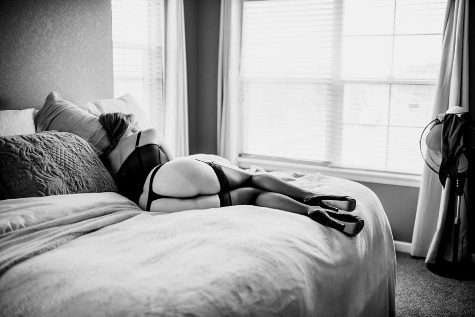 boudoir from behind