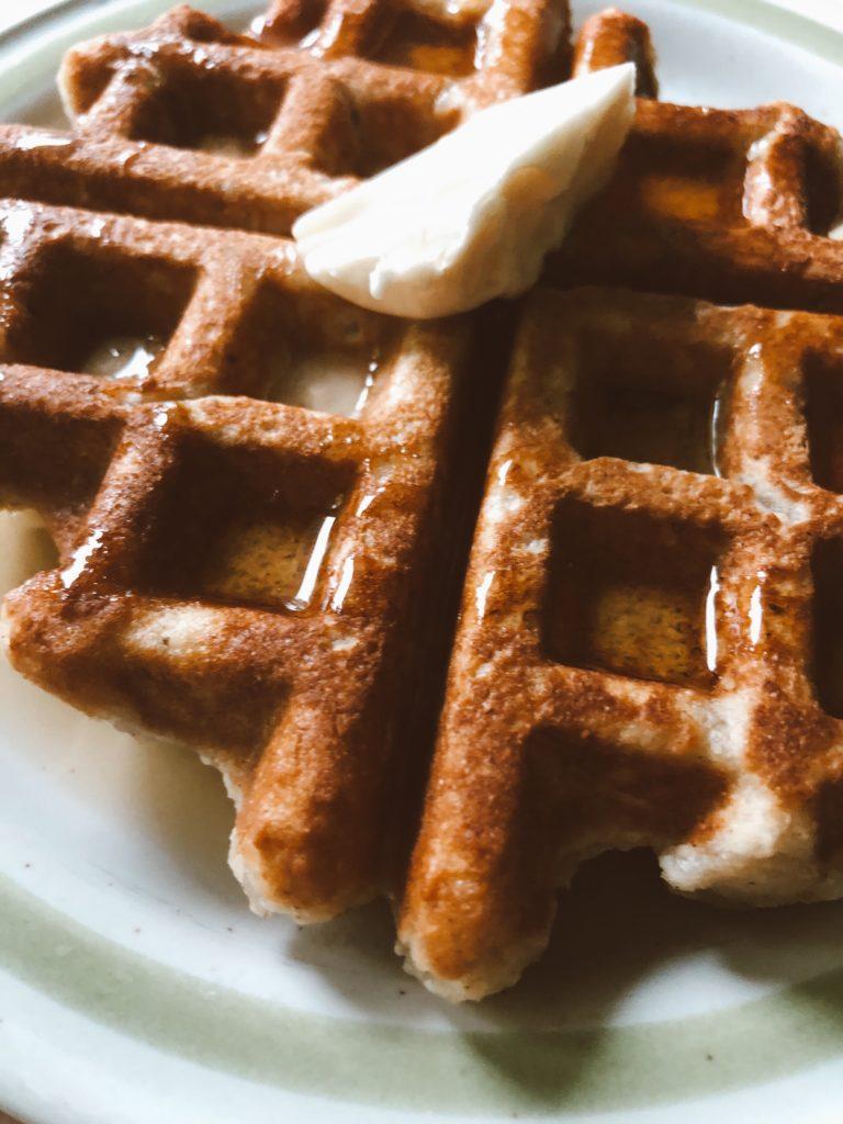 low fodmap waffles