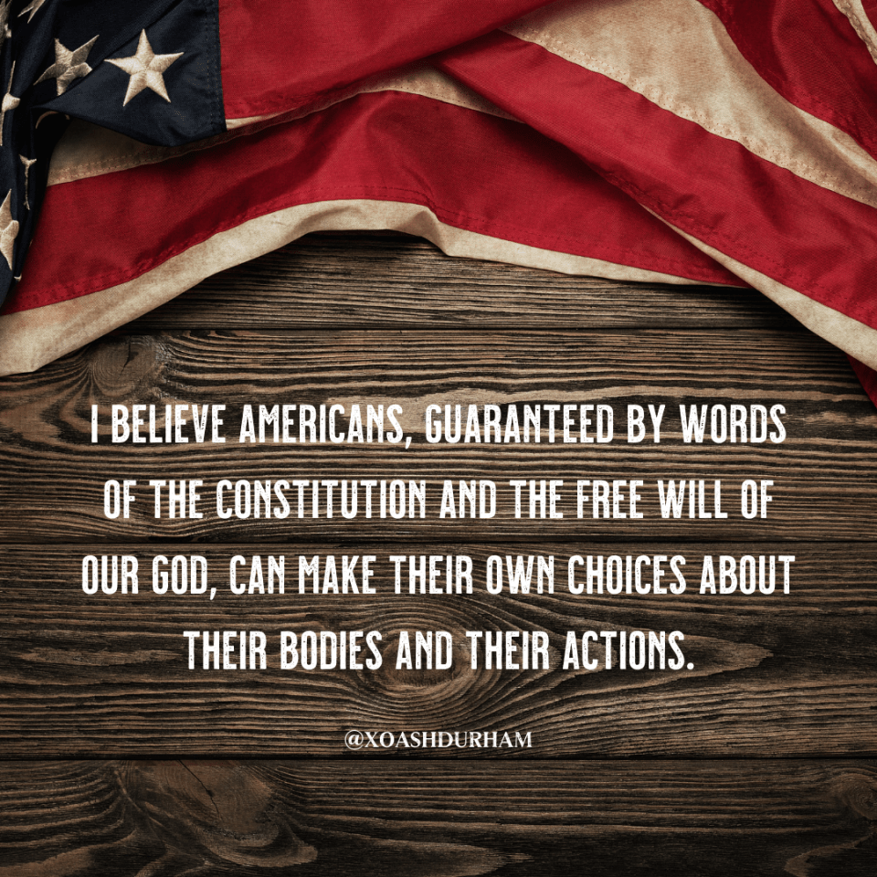 patriotic quotes about freedom of choice