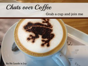 Chats over coffee - Special Needs