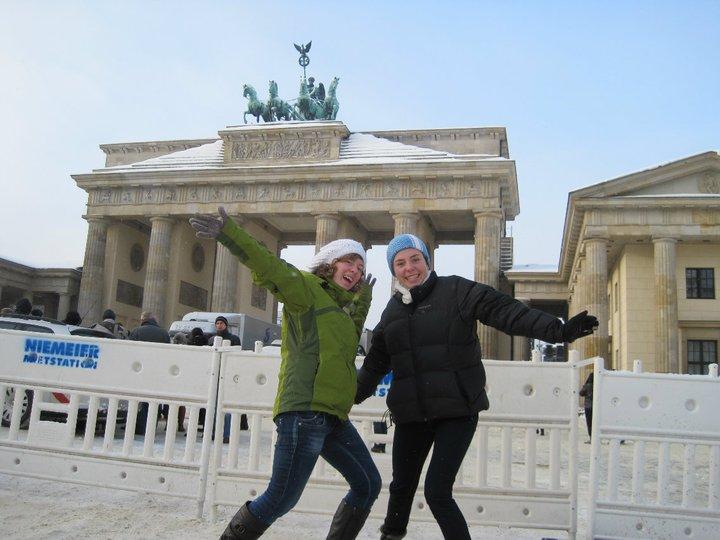 Berlin - Ash and Jenny