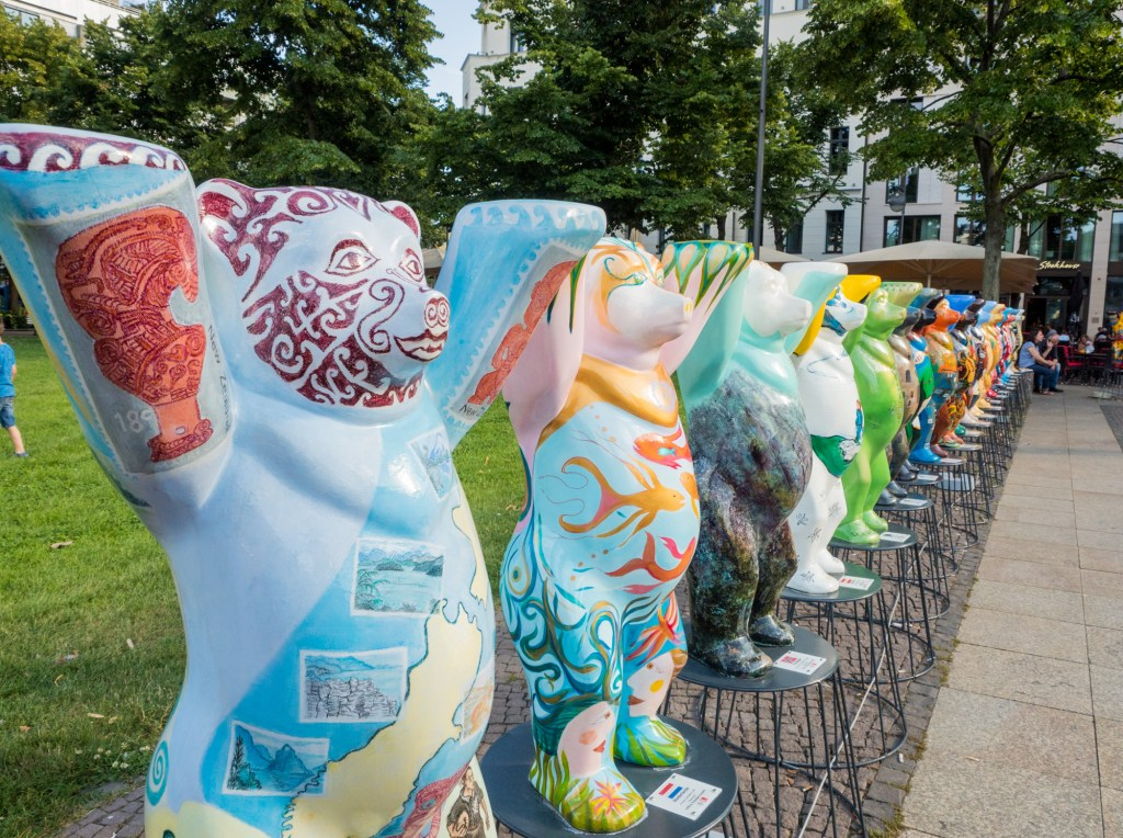 Berlin - Bear Unity Project