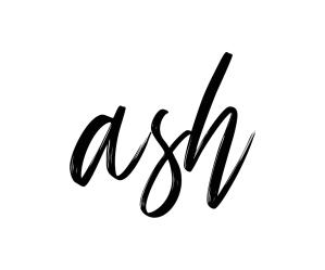 Ash - sign off