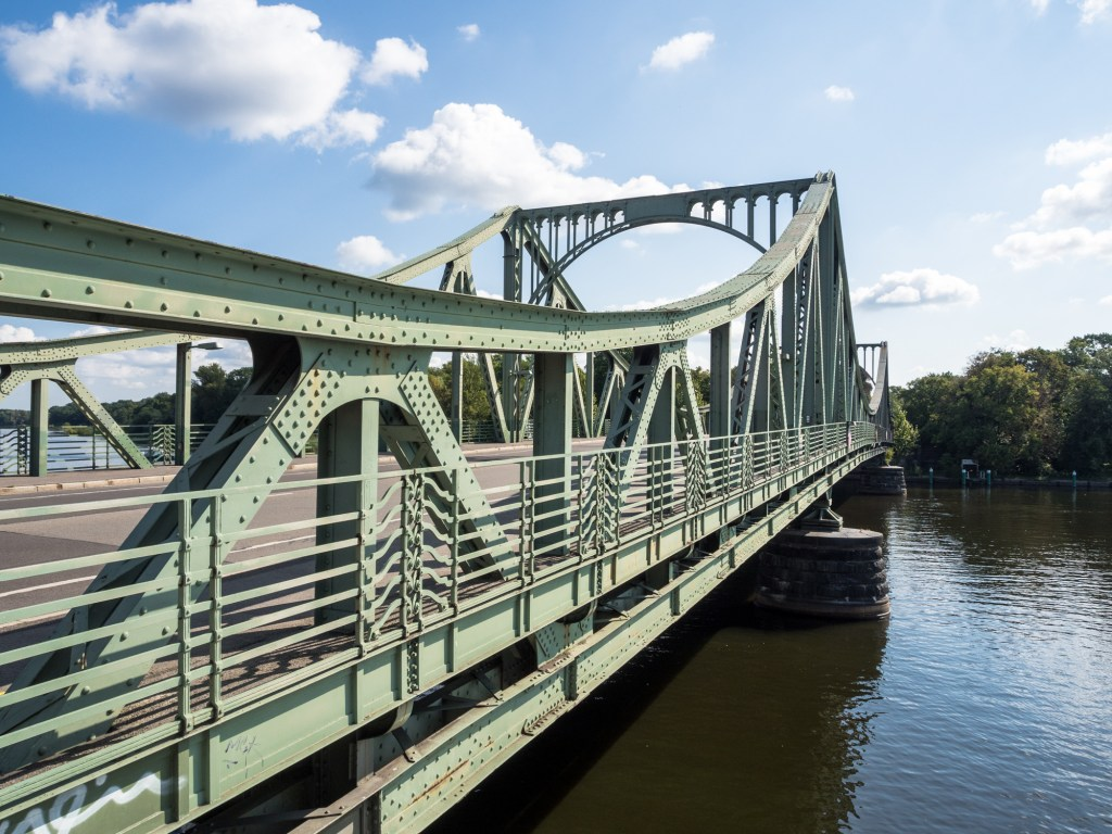 Potsdam - Glienicke Bridge