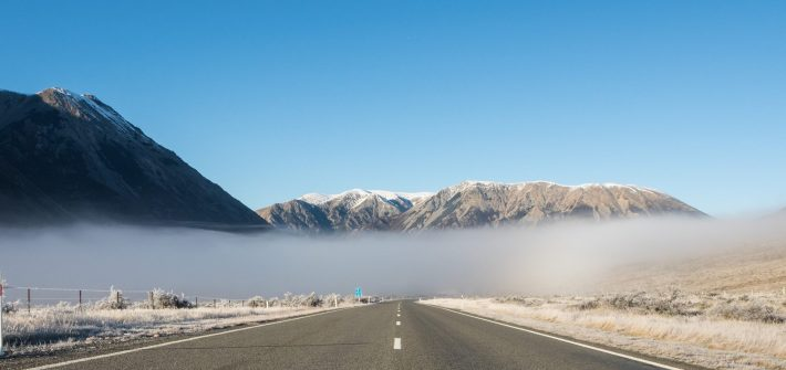 Low Cloud - Arthur's Pass