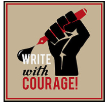 write with courage