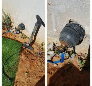 בדיקת מערכות מים וביוב בלחץ ניהול ופיקוח מערכות מים וביוב