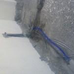 נקודת מים וניקוז במרפסת