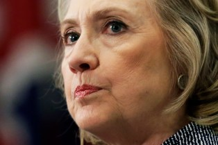 """Hillary Rodham Clinton answers questions at a news conference at the United Nations, Tuesday, March 10, 2015. Clinton conceded that she should have used a government email to conduct business as secretary of state, saying her decision was simply a matter of """"convenience."""" (AP Photo/Richard Drew)"""