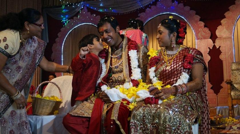 Anoushka Weds Vijay - March 2015