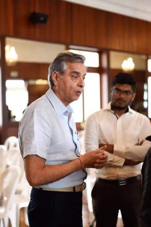 Romesh Sharma Mauritius Cinema Week 2017