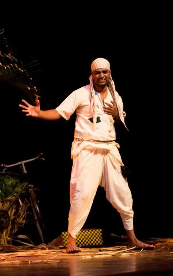 Drama Festival Best Actor Mauritius