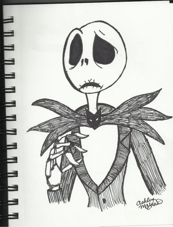 Drawing#64 Ashevildead66