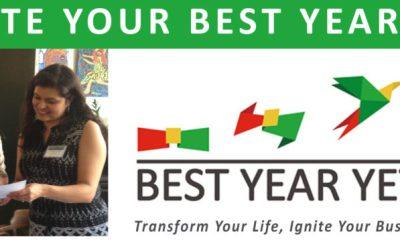 Create Your Best Year Yet Workshop