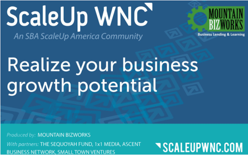ScaleUp WNC 2017 Program – Now Accepting Applications until Jan 29th