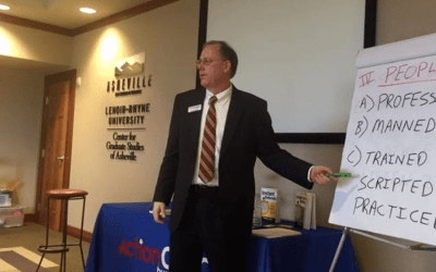 Asheville ActionCoach Hosts Epic Business Event
