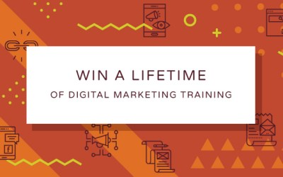 Lifetime of Digital Training Giveaway from JB Media