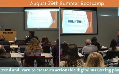 JB Media Summer Digital Marketing Bootcamp