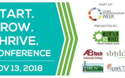 Start. Grow. Thrive. Conference 2018