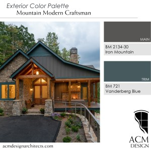 Exterior Paint Color Ideas | Asheville Home Builders