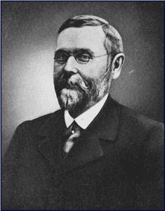 Patrick L. Murphy (1848-1907), Superintendent of State Hospital at Morganton, 1883-1907. North Carolina Government and Heritage Library, via NCpedia.