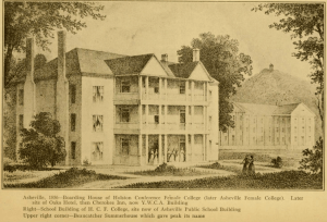 Foster A. Sondley, Asheville and Buncombe County (1922), p. 44.