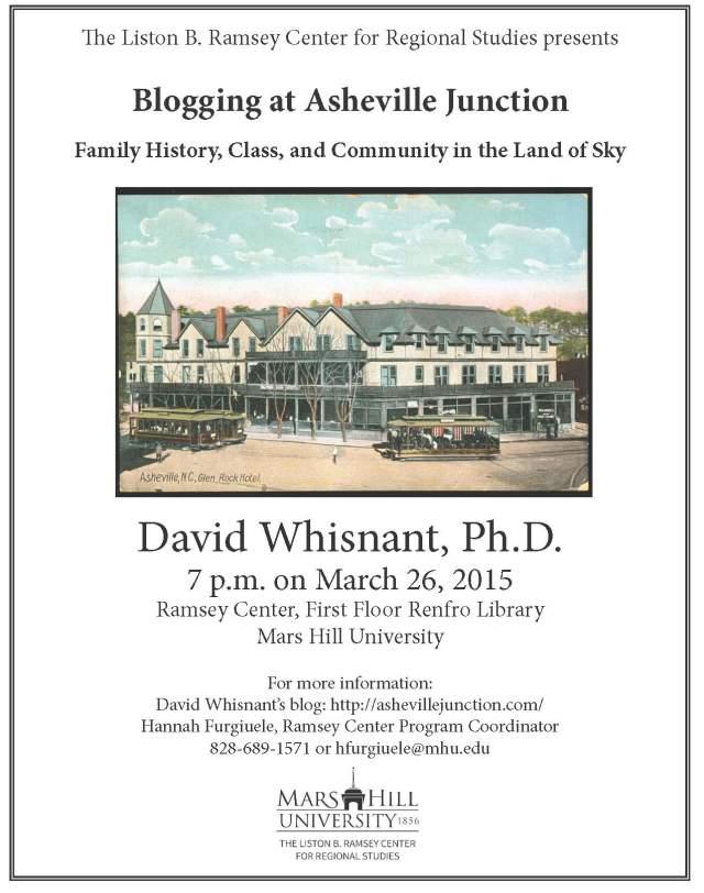 MHU presentation flyer