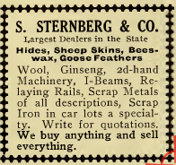 Asheville City Directory, 1908, p. 368