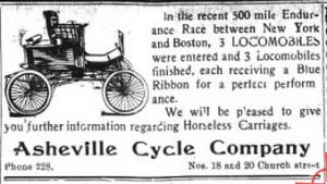 Asheville Daily Gazette, November 15, 1902