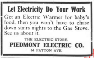 Asheville Citizen-Times, January 5, 1907