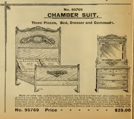 Sears Roebuck catalog (1903), p. 1042.