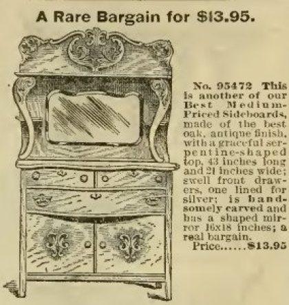 Sears Roebuck catalog (1903), p. 1032.