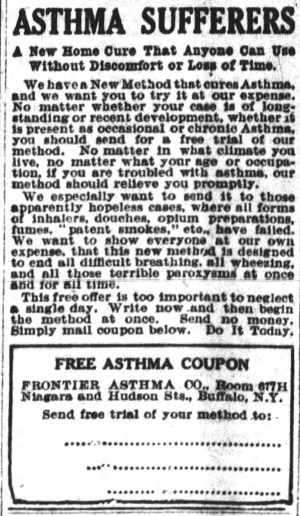 Asheville Citizen-Times, October 8, 1915, p. 3.