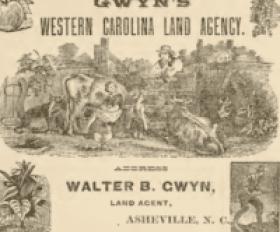 Asheville City Directory, 1883