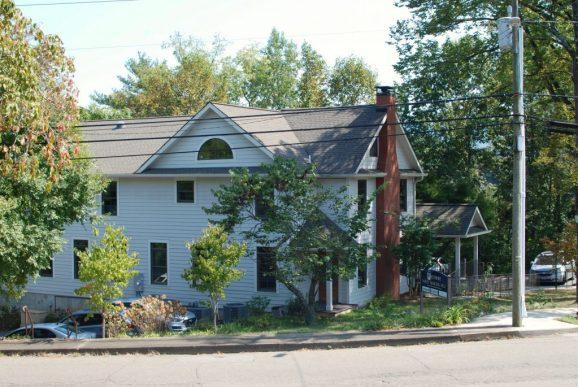 1 St. Dunstan's Rd. home of 1934 Rhod Fest Queen