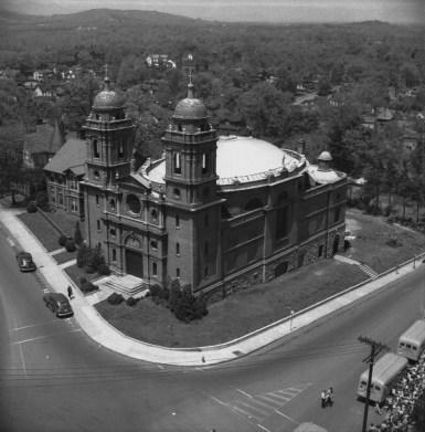 St. Lawrence basilica (1905), Rafael Guastavino