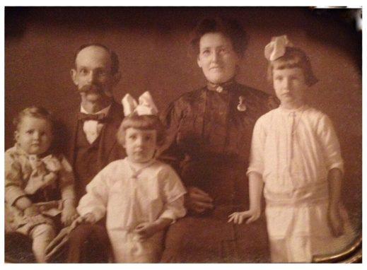 Asbury & Ella's family