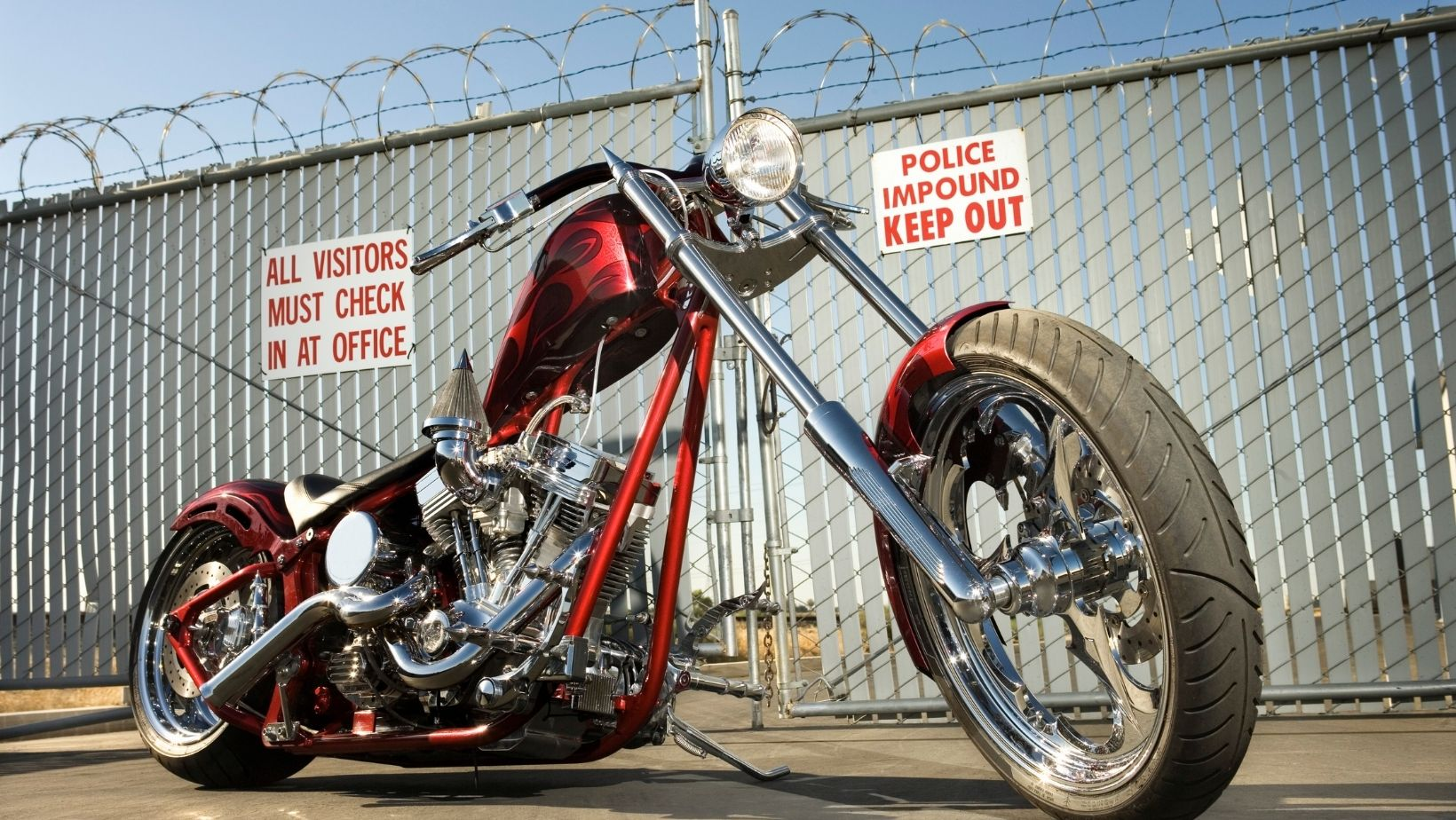 motorcycle value