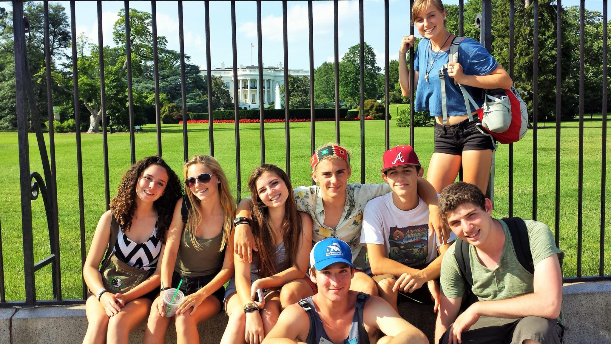 TAASC at the White House